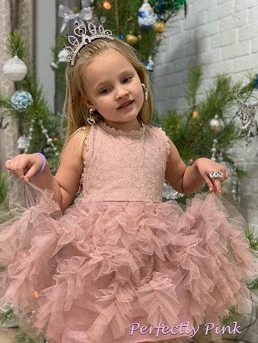 Angel Ruffle Dress
