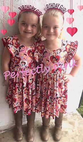 Princess Love Dress