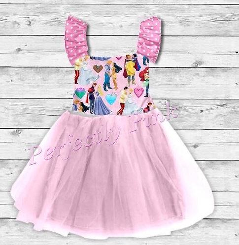 Princess Dance Dress Preorder Ends 4/14