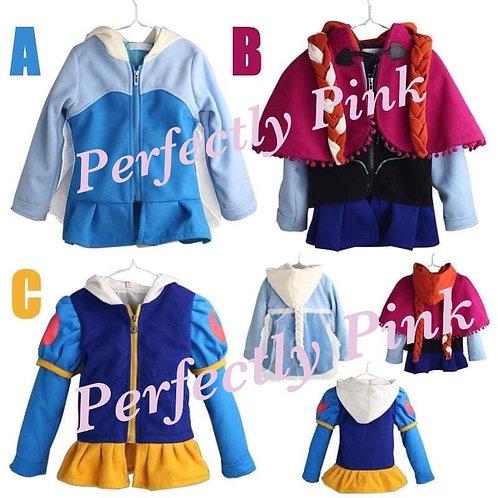 Princess Hoodie Sweatshirts Preorder Ends 9/26