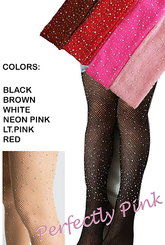 Bling Tights In Stock Colors