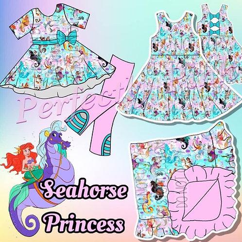 "Custom Listing for Nikki Z. Seahorse Princess"" Collection Preorder Ends 7/2"