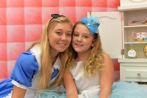 Wonderland Tea & Princess Fashion Show