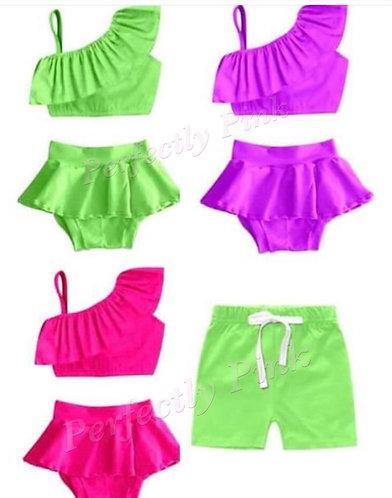 Neon Fun Swimwear Preorders Ends 2/14