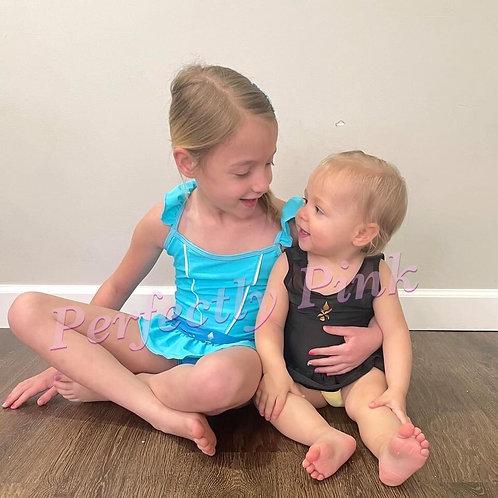 Playground Princess  Frozen Swim/Dance Wear Preorder Ends 6/22