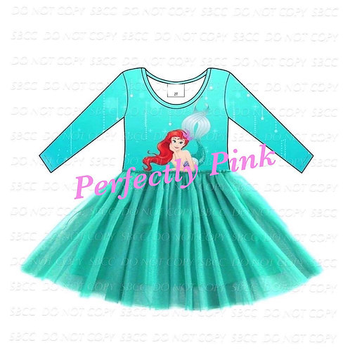 Playground Princess Tulle  Dress Preorder Ends 10/14
