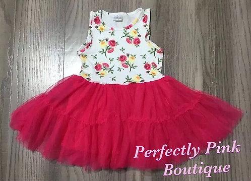 Flower Trails Dress