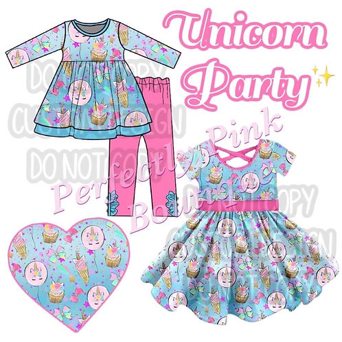 Unicorn Party Preorder Ends 5/20