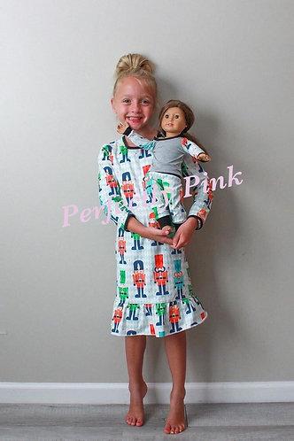 Preorder Nutcracker Sweet Doll Pj Sets Ends 9/20