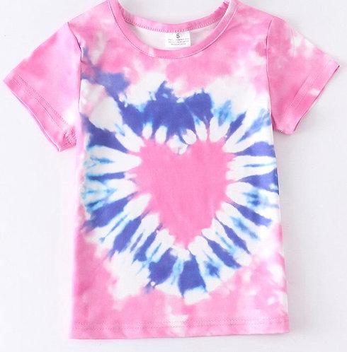 Starburst Heart Shirt (In stock)