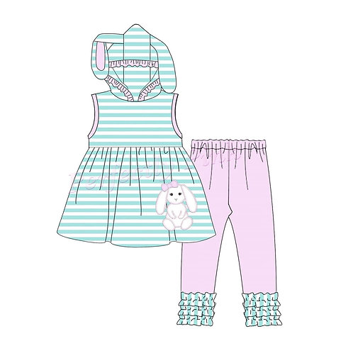 Cotton Tail Bunny Outfit Preorders Ends 1/22