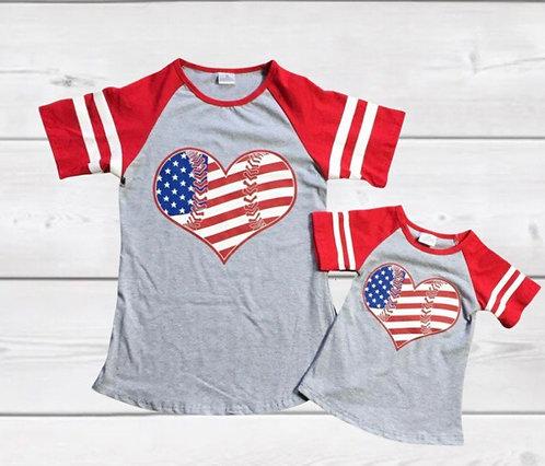 Baseball In The USA Shirt