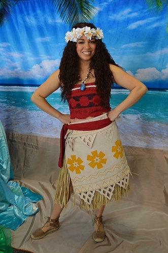 Island Princess Party