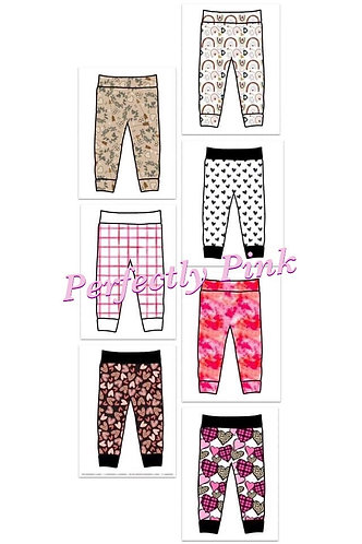 Sweethearts Collection (Joggers, Bells, Flares) Preorder Ends 12/15