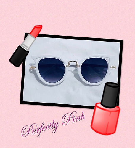 Glam Girl Sunglasses (Cateye)