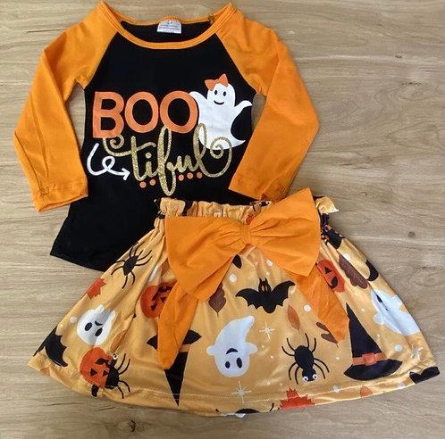 Boo tiful Shirt Set