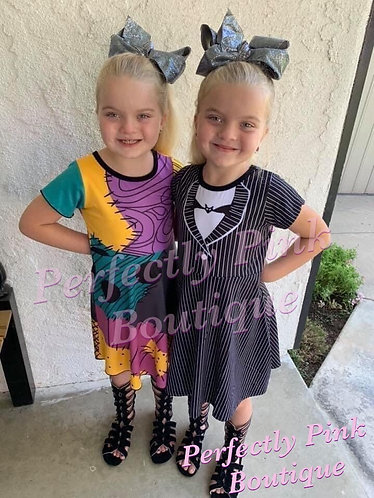 Jack & SallyHalloween  Dress Preorder Ends 6/1