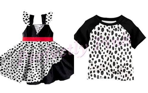 101 Dalmatian Shirt  Preorder Ends  7/21