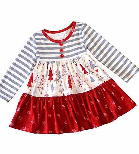 Modern Delight Winter Dress