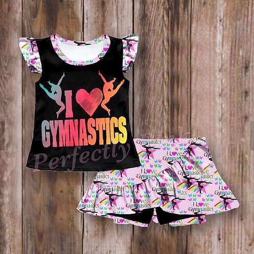 I Love Gymnastics  Preorder ends 1/11