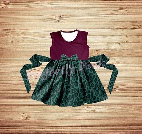 Fall/Winter Leopard Dress Ends 6/29