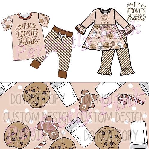 Milk & Cookies Sibling Sets  Preorder Ends 7/12
