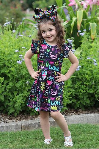 #Love, Smile Dress