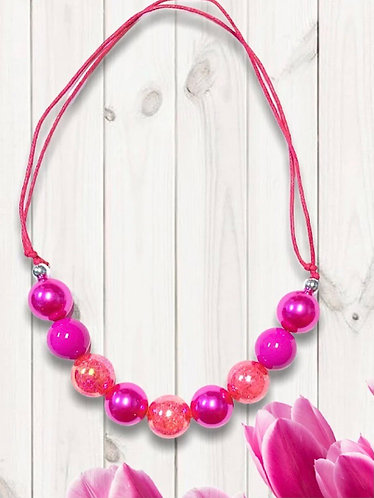 Fun & Bright Adjustable Necklace
