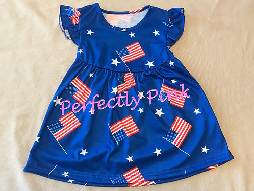 American Flag Dress or Top