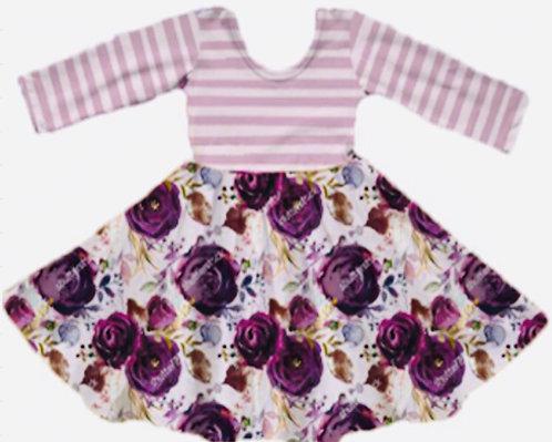 Wild Blossoms Twirl Dress