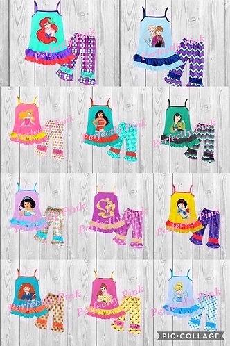 Playground Princess Pajamas