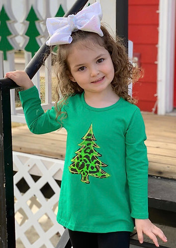 Wild For Christmas Top