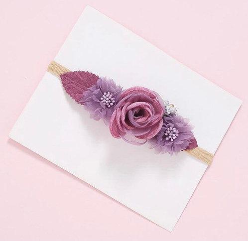 Floral Headband (4 colors)