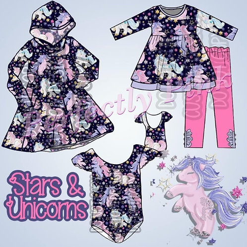 Prancing Unicorns Collection Preorder Ends 6/25