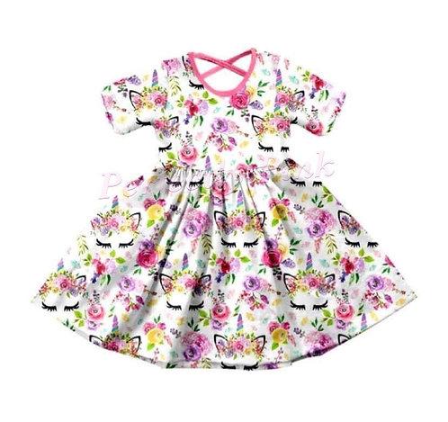 Spring Unicorn Twirl Dress Preorders Ends 1/10