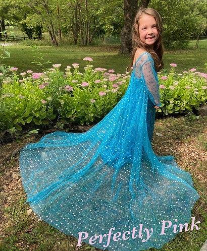Frozen Sparkle Dress