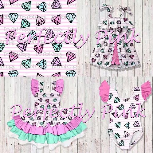 Sparkle Pink Dress