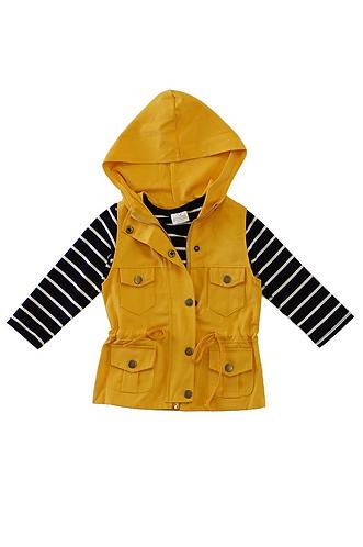 Fall vest Set- 2 Colors