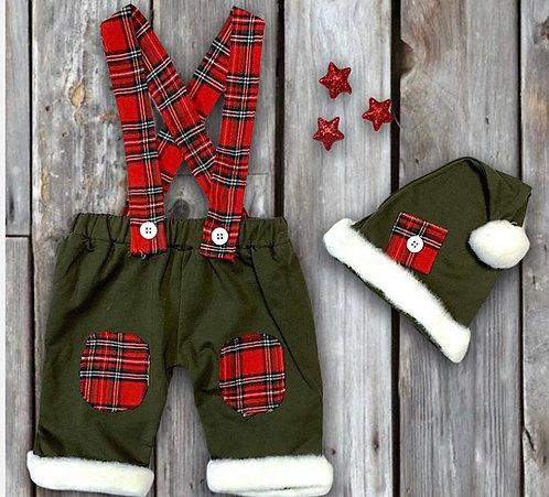 Tall Pines Tree Farm Boys Christmas Set