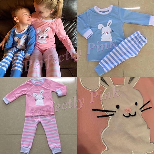 Bunny Pajamas Preorder Ends 1/4