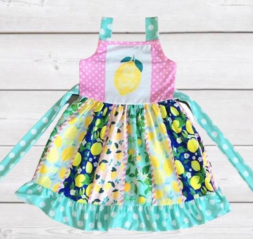 Lemon Twist Dress