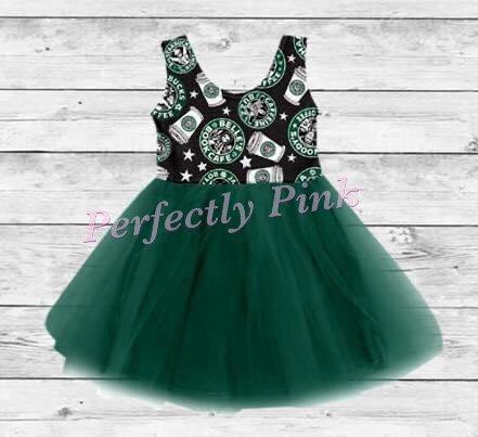 Princess Latte Dah Dress Preorder Ends 4/14