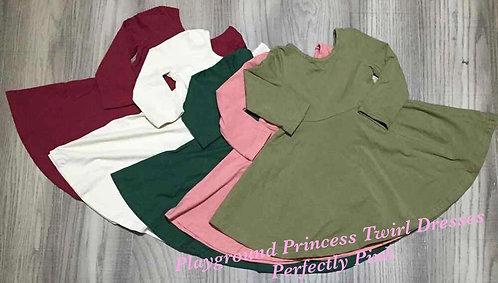 Playground Princess Twirl Dress Preorder