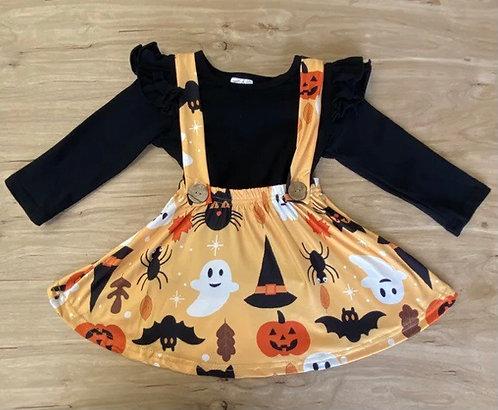 Boo fiful Suspender Skirt Set