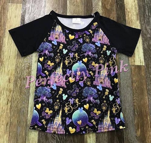 Magic Kingdom 50th Anniversary Boys Shirt Preorder Ends 6/21