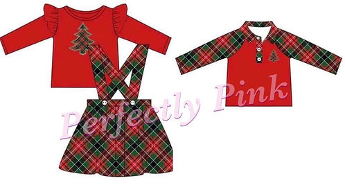 Scotch Pines Boys Shirt Preorder ends 7/13