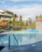 Lodges at Canmore Outdoor Pool.jpg