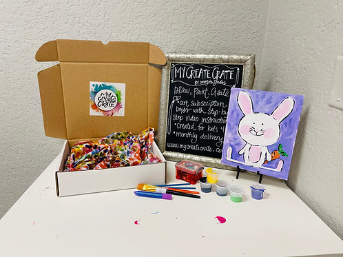 Some Bunny Create Crate for Two