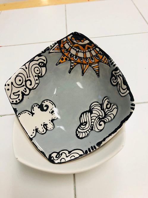 Square Rice Bowl
