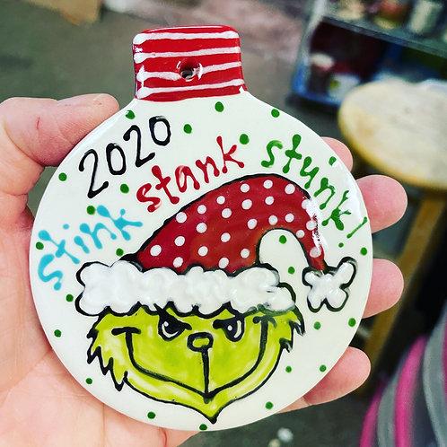 2020 Stink, Stank, Stunk!